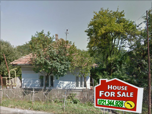 Casa batraneasca de vanzare Pascani